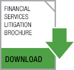 Financial Services Litigation Download Button