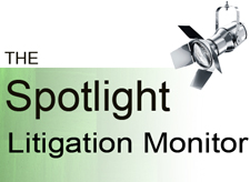 Click here to read The Spotlight Litigation Monitor