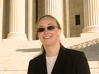 Lindsay Harrison US Supreme Court for pro bono blog
