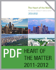 Pro Bono Newsletter, 2011-2012 Heart of the Matter