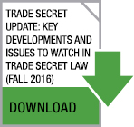 Click Here to View the Trade Secret Brochure
